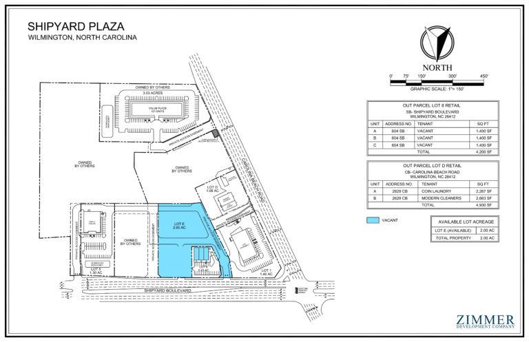 Shipyard Plaza   Wilmington, North Carolina